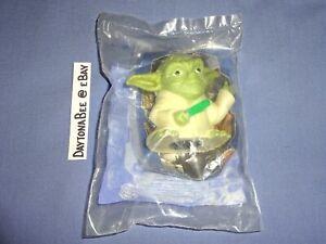Star Wars Complete The Saga Yoda Kids Meal Toy Burger King Still Sealed New 2005