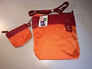 NEU Umhängetasche / Tasche der Marke ZWEI Bonjour B12 Orange - ORIGINAL