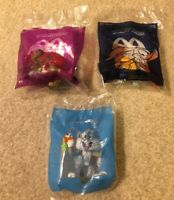 2020 Looney Tunes McDonald's Happy Meal Toys Bugs Bunny Wile Coyote Road Runner