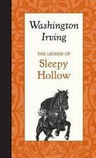 The Legend of Sleepy Hollow by Washington Irving (Hardback, 2015)