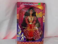 Disney Arabian Lights Jasmine Barbie Doll - Mattel 1994 - NRFB
