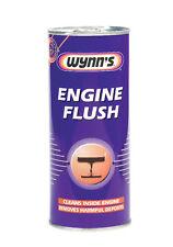WYNNS ENGINE FLUSH PETROL AND DIESEL ENGINES FLUSHING OIL FUEL ADDITIVE 425ml