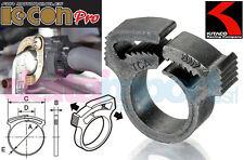 2 Fascette Rapide Apribili Kcon Hose Clamp Kitaco Tubo Benzina (9 5-10mm)