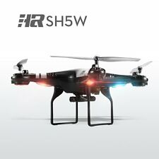 SH5 6-Axis Wifi FPV HD Camera Drone 2.4Ghz 4CH RC Quadcopter RTF with UAV RC 3D