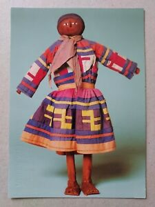 US  2004 Art of Indian -- Seminole Doll 23c Postal Cards FDI , Fancy Cancel