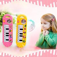Musical Piano Developmental Toy Early Educational Game Kids Baby Toddler Infant