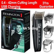 Remington Touch HC5950 Titanium Cord/Cordless Hair Clipper **3yrs GUARANTEE ***