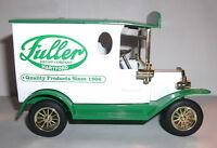 Metal Bank~Ford Model A Diecast~Fuller Brush Promo Truck by ERTL 1931