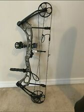"Bear Archery Authority Compound Bow 55-70lb  80% LO Adjustable 24.5""-31.5 Draw"