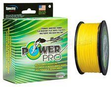 Shimano Power Pro Braid 50lb 500yd Yellow Fishing Line NEW @ Otto's Tackle World