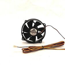 5pc AMBEYOND 92mm case fan / round frame / dual ball bearing / New