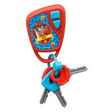 Paw Patrol Car Keys Kids Toy Ring Car Sound Toys Boy Girl Baby Gift Official