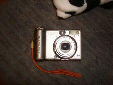 Canon PowerShot A80 4.0MP Digital Camera - Silver