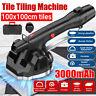 100KG Handheld Electric Tile Vibrator Automatic Leveling Machine Li-ion Batterys