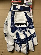 Mens Franklin Pro Cfx Batting Gloves New Xl