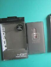Incipio NK110 Translucent Mercury Nokia Lumia 900 NGP Semi-Rigid Soft Shell Case