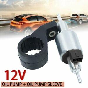 12V Standheizung Dosierpumpe Diesel Öl Kraftstoff Luft Heizung Pumpe m/Halterung