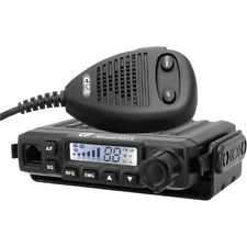 CRT Millenium V3 Ultra Compacto CB radio 40 Reino Unido 40 UE Canal AM Fm Multi-estándar