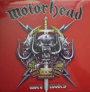 MOTORHEAD MORE COVERS VINYL LP NEW