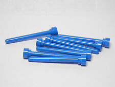 LEGO Set of 8 New Antenna 1 x 4  Blue Star Wars 2006 9-14 Boys & Girls 3957