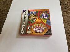 Majesco's 3-in-1 Rec Room Challenge (Nintendo Game Boy Advance, 2005) new gba