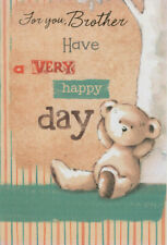 For You Brother Have A Very Happy Day Birthday Card