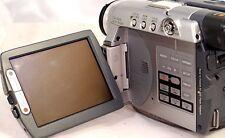 Sony DCR-DVD301 Digital Handycam camcorder 120X Zoom DVD - AS IS PARTS REPAIR