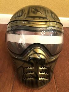 SAVE PHACE Tactical Paintball Mask OU812 - New Open Box
