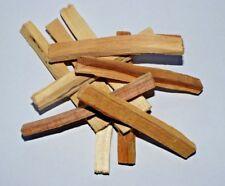 Palo Santo wood incense (Bursera graveolens) — 10 sticks