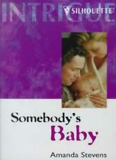 Somebody's Baby (Intrigue)-Amanda Stevens