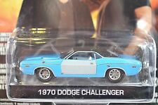 DODGE CHALLENGER 1970 SUPERNATURAL 44680 1:64 GREENLIGHT HOLLYWOOD SERIES 8 NEW