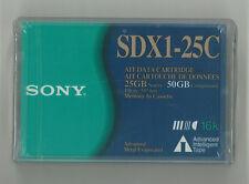 Sony 8mm AIT-1 Data Tape w/MIC 25GB (SDX1-25C) - NEW