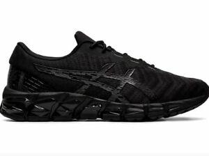Asics GEL-QUANTUM 180 5 Trainers Black Black Running Shoes 360  Ship World