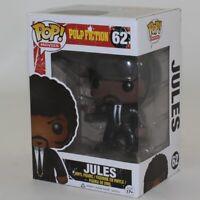 Funko POP! Movies - Pulp Fiction Vinyl Figure - JULES WINNIFIELD #62 *NM BOX*