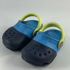 Infant Child Unisex Crocs  Shoes Size 4