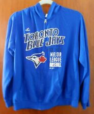 Toronto Blue Jays MLB Hoodie Men's M - Majestic - Zip-Up