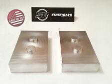 "StreetRays FORD F-150 04-18 1"" Rear Lift Leveling Blocks Set 2WD & 4WD (USA)"