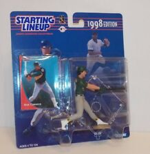 STARTING LINEUP Jose Canseco 1998  ATHLETICS Kenner Baseball ACTION FIGURE MOC