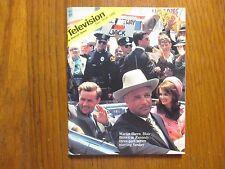 Nov 20-1983 Detroit News Television Mag(JOHN F. KENNEDY/MARTIN SHEEN/BLAIR BROWN