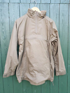 BRITISH MILITARY ISSUE THERMAL PCS LIGHTWEIGHT SMOCK / JACKET 180/100 -  LARGE