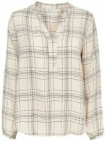14/11 NEU JDY by ONLY Damen Hemd Bluse Tunika JDYCORA L/S SHIRT AOP WVN  Gr. 38