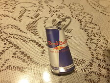 Red Bull Can Key Chain (NEW) Wording is in SPANISH