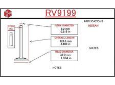 ITM Engine Components RV9199 Intake Valve