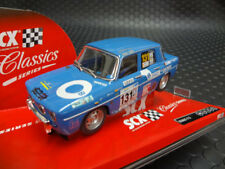 SCX Scalextric Renault 8 TS Slot Car 1/32 63770