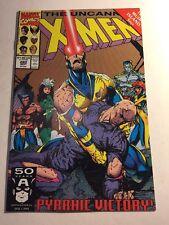 Marvel Comics Uncanny X-Men #280 Comic Book X-Factor Wolverine Cyclops 1991