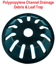 Clark Polypropylene Channel Drainage Debris & Leaf Trap Stay Free From Blockages