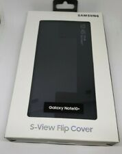 Original Samsung S-View Flip Cover for Samsung Galaxy Note10 Plus Note10 +