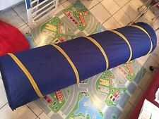 Child and Toddler Play Tunnel