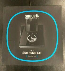 SIRIUS XM SATELLITE RADIO S50 - H1 HOME KIT / DOCK COMPLETE UNOPENED NEW IN BOX