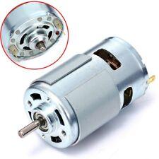 775 DC Large torque Motor Ball Bearing Tools 12V -36V Low Noise High-power Kit